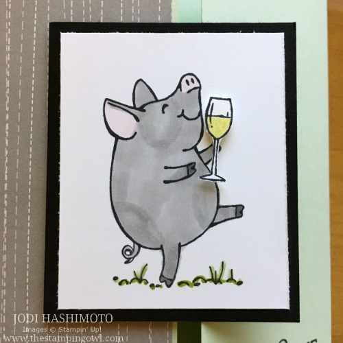 20180915 Pig and wine card