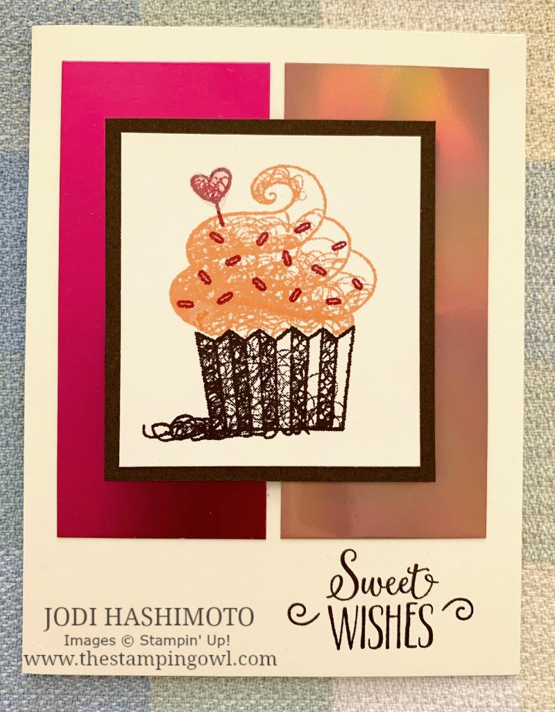 20190119 Cupcake card