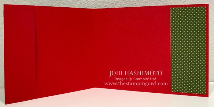 20201107 Mistletoe owls card inside