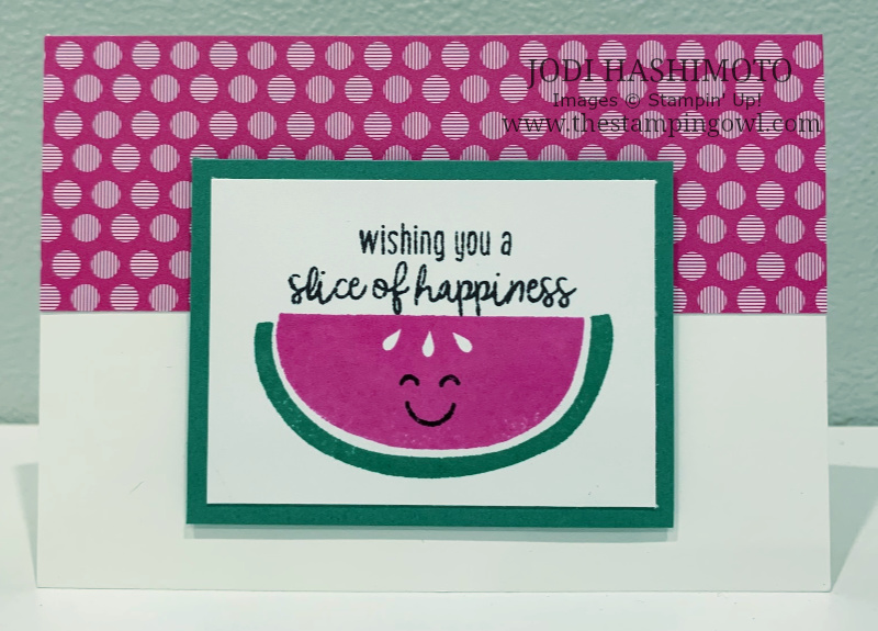 20200611 watermelon card