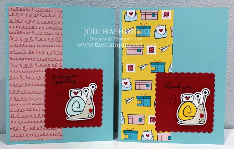 20210220 2 snail cards
