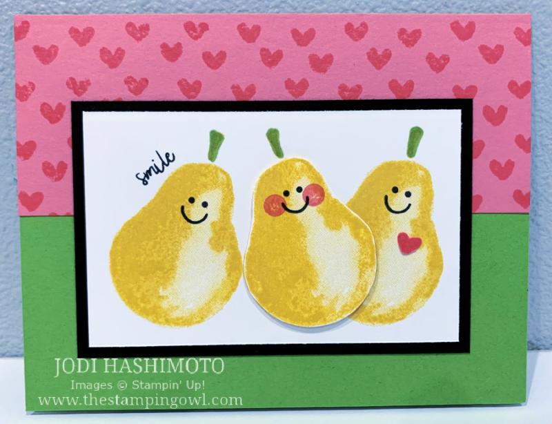 20210417 Pears smile card