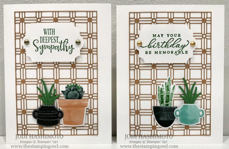 20210821 more Lattice plants cards